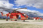 Insight: Fire-fighting helicopters ready for the season