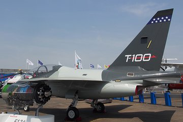 Paris Air Show: T-100 on top form (video)