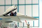 First RAF Typhoon undergoes major BAE Systems maintenance