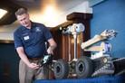 Northrop Grumman poised to begin Titus UGV deliveries