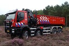 Dutch Army's fire department receives Trakker vehicles