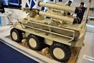 IDEX 2017: Ukraine assesses armed ground robots