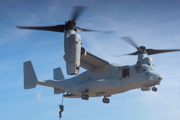 Helicopter OEMs defy pessimists