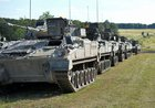 Axe hangs over UK's £1.6bn Warrior upgrade