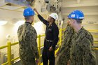USS Gerald R Ford receives first AWE