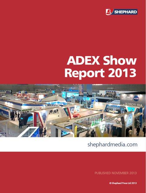 ADEX 2013 Show Report