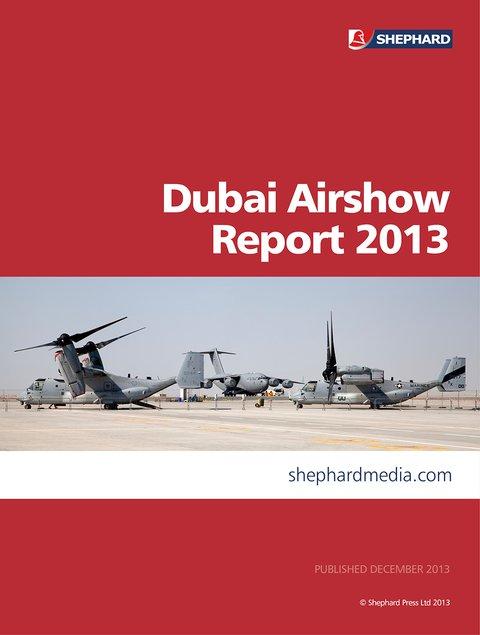 Dubai Airshow Report 2013