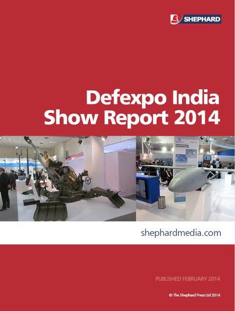 Defexpo 2014 Show Report