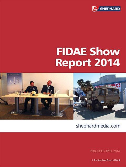 FIDAE Show Report 2014