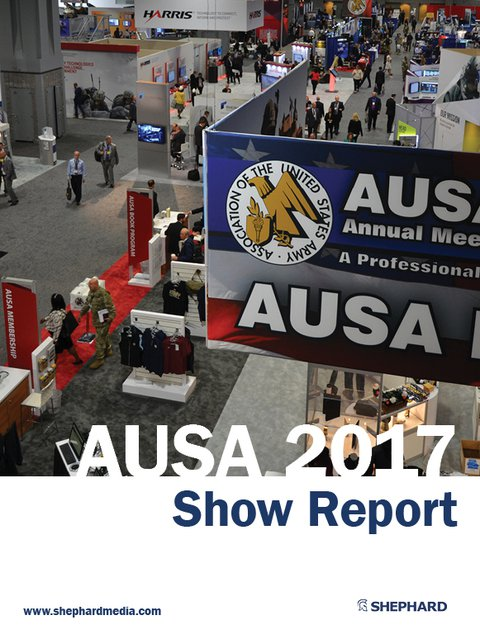 AUSA 2017 Show Report