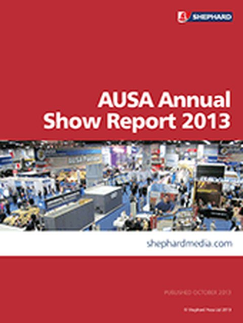 AUSA Annual 2013 Show Report