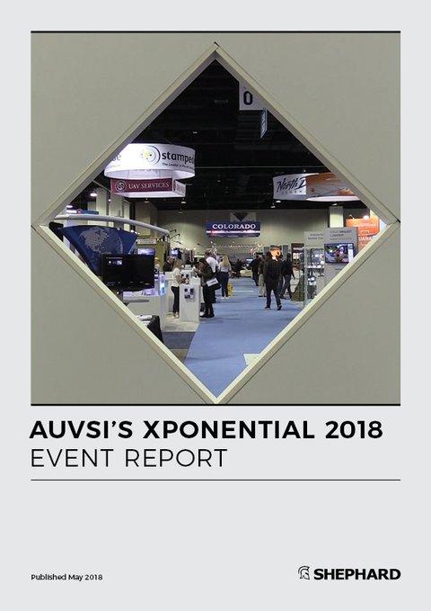 AUVSI's Xponential 2018 Event Report