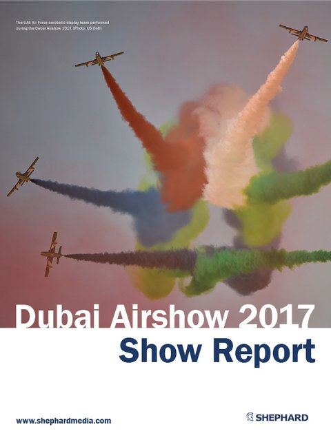 Dubai Airshow 2017 Show Report