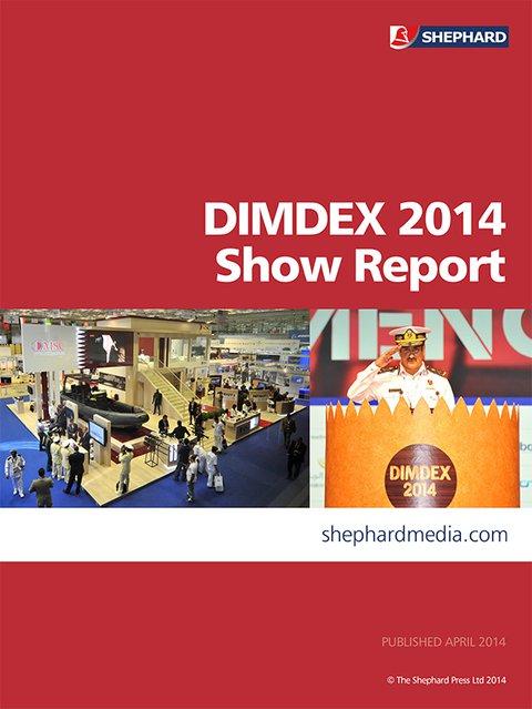 DIMDEX Show Report 2014