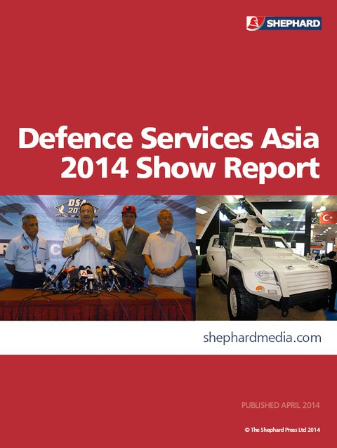 Defence Services Asia 2014 Show Report