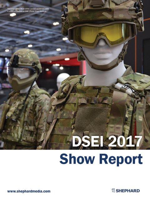 DSEI 2017 Show Report