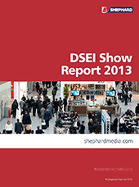 DSEI Show Report 2013