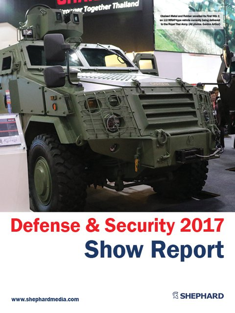 Defence and Security 2017 Show Report