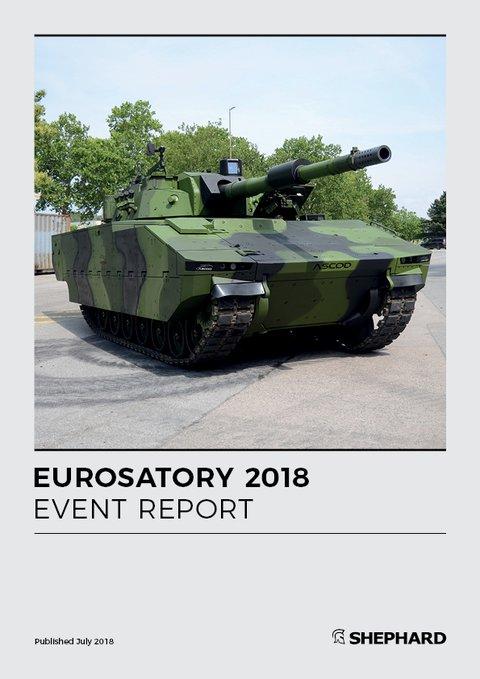 Eurosatory 2018 Event Report