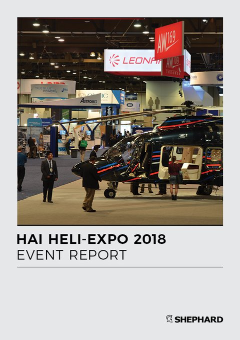 HAI Heli-Expo 2018 Event Report
