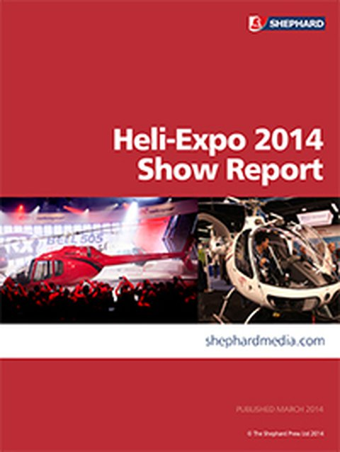 Heli-Expo 2014 Show Report