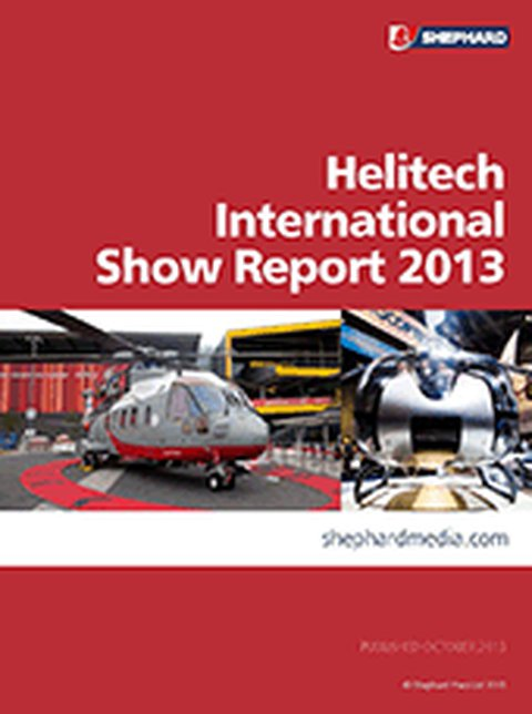 Helitech International Show Report 2013