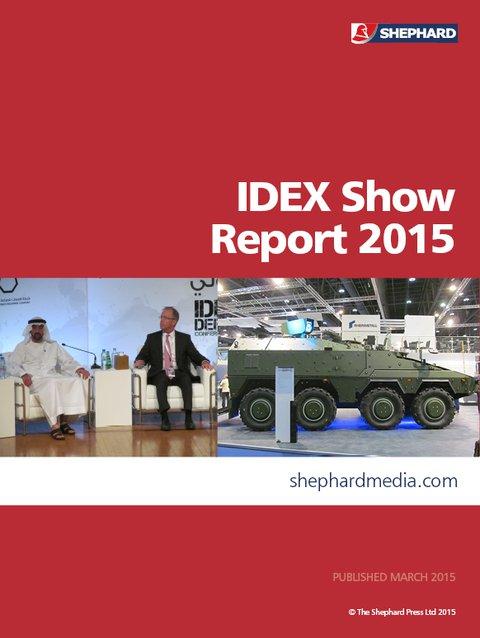 IDEX 2015 Show Report