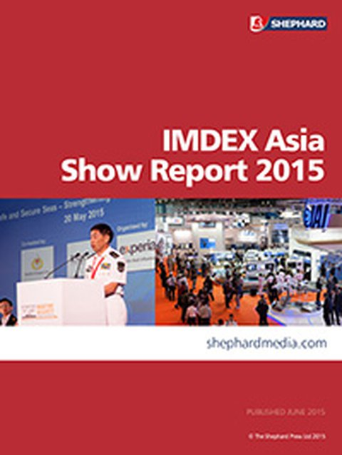 IMDEX 2015 Show Report