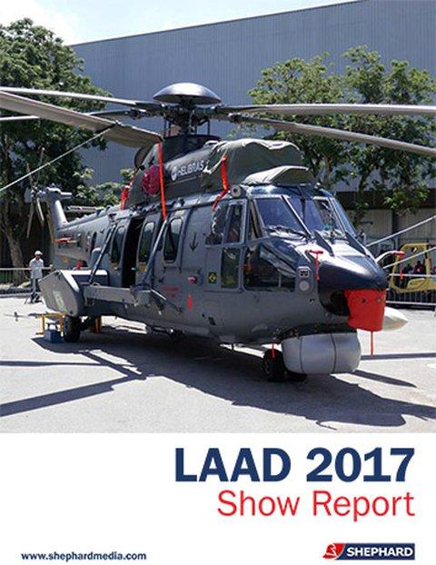 LAAD 2017 Show Report