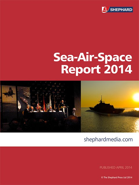 Navy League: Sea-Air-Space Show Report 2014