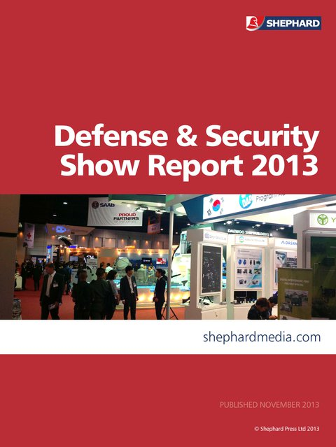Defense & Security 2013 Show Report