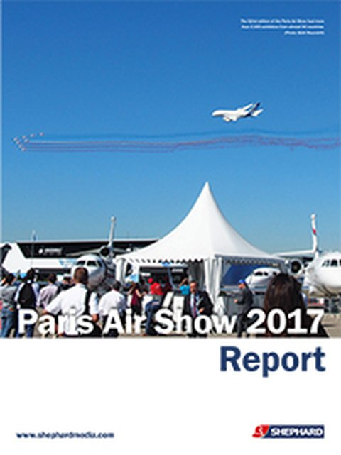 Paris Air Show 2017 Report