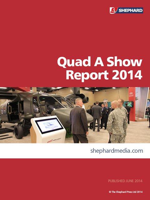 Quad A 2014 Show Report