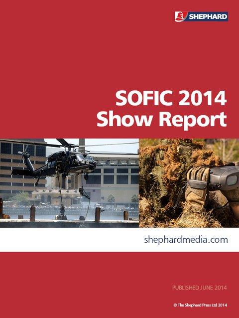 SOFIC 2014 Show Report