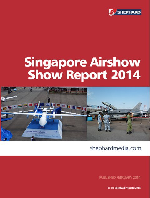 Singapore Airshow 2014 Report