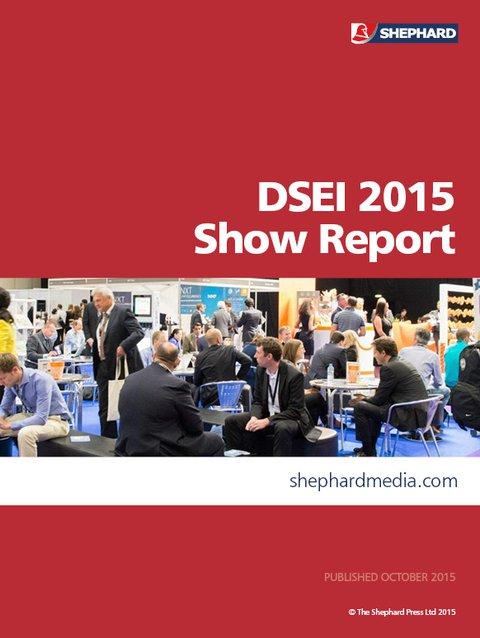 DSEI 2015 Show Report