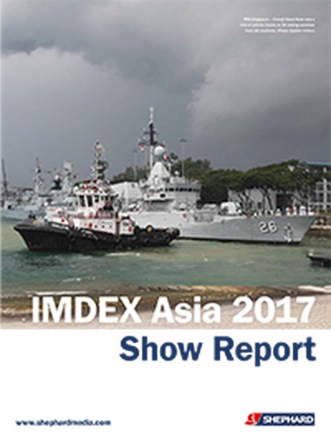 IMDEX Asia 2017 Show Report
