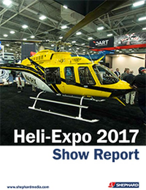 Heli-Expo 2017 Show Report