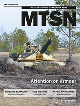 Military Training & Simulation News