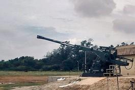 Advanced Towed Artillery Gun System