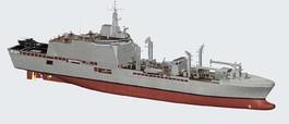 Vulcano-class LSS