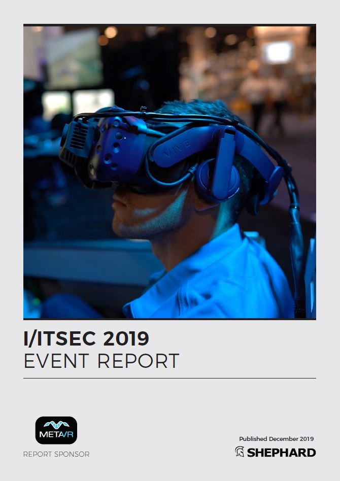 I/ITSEC 2019 Event Report