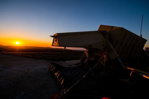 Korean THAAD deployment accelerates