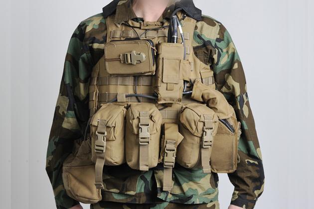 BENELUX to get Smart Vests - Shephard Media - Aerospace, defence ...