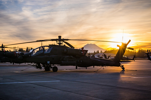 Boeing, US sign Apache E contract
