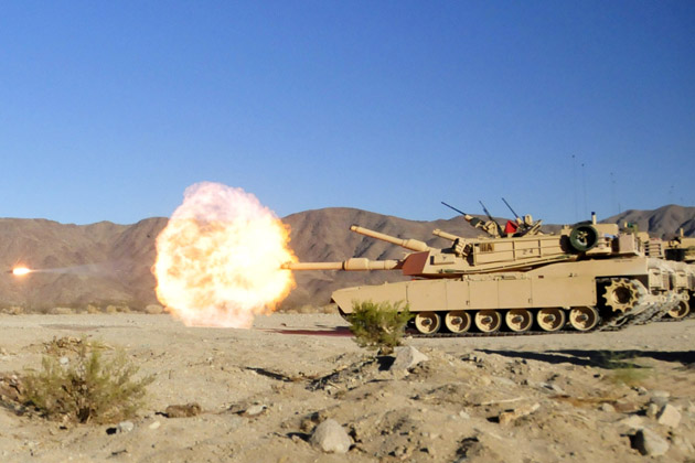 Australia requests tank ammunition from US