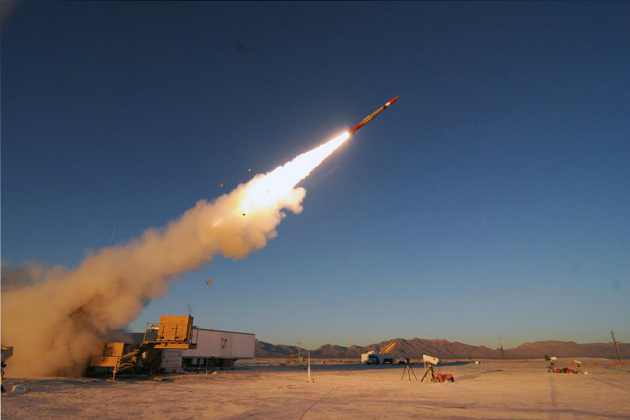Lockheed Martin to supply first PAC-3 MSE missiles
