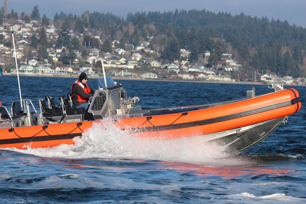 USCG orders nine OTH-IVs