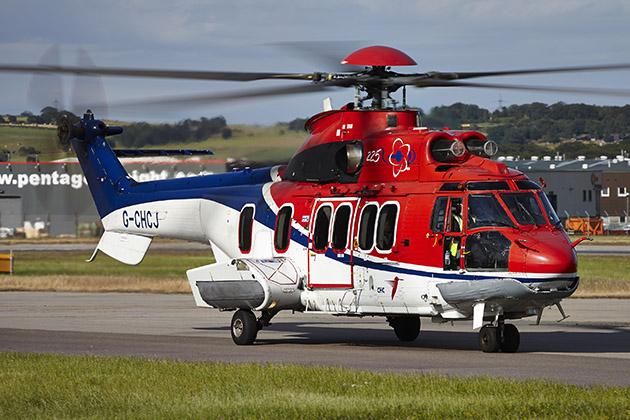 Fleet of ex-CHC H225s on the market