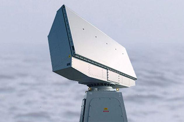 Latest NSC gets TRS-3D Baseline D radar